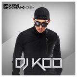Global Gethering Korea 2015 DJ KOO Live set(no crowd sound ver)