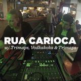 Rua Carioca w/ Yeahman, Vodkakoka & Trimaps • DJ sets • LeMellotron.com