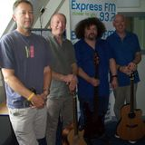 Russell Hill's Country Music Show on Express FM feat. Pleasantville. 13th September 2015