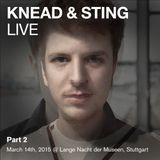 Knead & Sting - LIVE @ Lange Nacht der Museen, Stuttgart (Part 2)