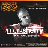 Mark Sherry Live @ True2Trance pres. #Outburst500 @ Taipei Performing Arts Center, Taiwan 18-11-2017