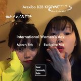 SCR Special: International Women's Day Exclusive Mix - Arexibo b2b Kisewa (March 8, 2019)