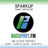 Sparkup Sunday Subsession @ Bassport.fm 14-09-14
