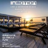 #27 Mascota, D-Trax, Runo ft. Shorty Sax & Mr. Gago - INMOTION Day Live @ Bedroom Beach (04 Aug 2016