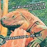 Ritmo Radio Show - 6.10.2018 - Jopparelli in the mix