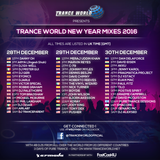 Nick Turner - Guest Mix / Trance World New Year Mixes 2016