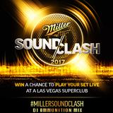 Miller SoundClash 2017 – DJ AMMUNITION - WILD CARD