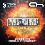 Trance All-Stars Records Pres. Escape From Silence #189