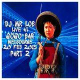 Live @ Gogo Bar Part 2