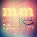 M&M Radio on nsbradio.co.uk - April 2015 - MoonWalka