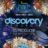 Discovery project : EDC Las Vegas 2014