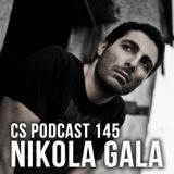 CS Podcast 145 - Nikola Gala