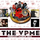 The Von Pip Musical Express Podcast -Episode 11 - March 2012