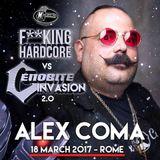 AlexComa Vs Ghosthkilla Feat. Mc Remsy @Mokum vs Cenobite Rome 18/03/2017