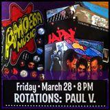"""""""Rotations"""" at Amoeba Records LA (3-28-14)"""