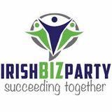 #IrishBizParty LIVE radio show #1 on CharityRadio.ie
