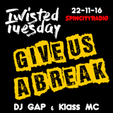 Twisted Tuesday 22-11-2016