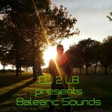 Dj 2 L8 - Balearic Sounds 445 (BLAST FROM PAST) Classic Mix (3rd June 2017 17:00 GMT )