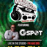 Charleston, WV - WTSQ Live House Music Radio Set