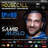 Housecall EP#89 (16/05/13) incl. a guest mix from Samir Maslo