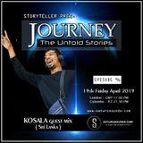 Journey-The Untold Stories 96 Guest Mix By Kosala(Sri lanka) on SaturoSound Radio(19.04.19)