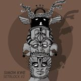 Simon Kwe - gds.fm Mix #2 - Juju