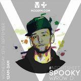 Spooky - Mode FM #NightShift w/ Row.D 13-9-17
