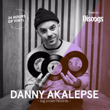 24 Hours of Vinyl (NY) – DANNY AKALEPSE (Presented by Discogs)