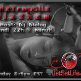 Dj Dialog Presents - MixTropolis Mixshow - Episode 108 - Feb 25th 2013