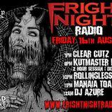 Clear-Cutz on frightnightradio 16-8-19