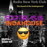17.-SUPERASIS INDAHOUSE -RADIO NEW YORK CLUB-Episode 17@HQ GLOBAL DANCE/23th December 2016