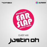 EARSLAP - EP37: Guest Mix JUSTIN OH