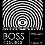 DAIMMLER @ SMARTIES BAR - BOSS CONTROL PARTY (13.04.13)