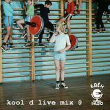 """Kool D Live on """"Єден"""" radio"""