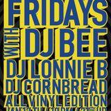 Fresh Fridays (1.13.12) w/ DJ Bee, DJ Cornbread & DJ Lonnie B (All Vinyl)