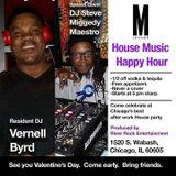 A Night @ M Lounge - House Music Happy Hour - 14 Feb 2020