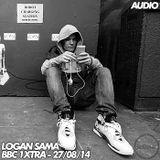 Logan Sama – Sixty Minutes Mix - BBC 1xtra – 27/08/14