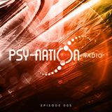 Psy-Nation Radio #005 - by Liquid Soul & Ace Ventura