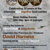 DJ David Harness promo mix for Soultogether April 2017