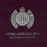 Ministry Of Sound - The Annual IV - Judge Jules - 1998