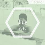 Simonic - July 2016 Techno Mix