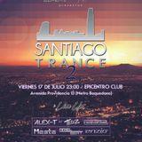 Alex-T feat. Tediz @ #SantiagoTrance2, Epicentro Club