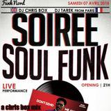 Soiree Soul Funk 80's Mix (February 2018)