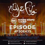 Aly  Fila - Future Sound Of Egypt 435 (14.03.2016)