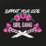 Collectif 13 Décembre 26/04/2018  Emeraldia Ayakashi - SUPPORT YOUR LOCAL GIRL GANG