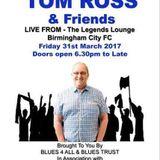 Tom Ross night