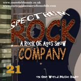 Spectrum 21: Rock Company Special