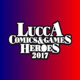 Cartoonia Revolution - Lucca Comics & Games 2017