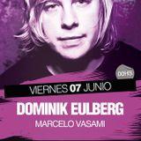 Dominik Eulberg (Traum Schallplatten, Cocoon Recordings) @ Crobar Club - Buenos Aires (07.06.2013)