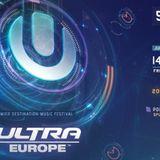 Afrojack - Live @ Ultra Europe 2017 (Croatia) - 16.07.2017